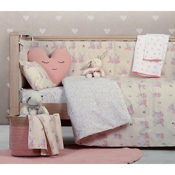 Κουβερλί κούνιας 110*140 Bunny ladies Baby Collection – Nef-Nef
