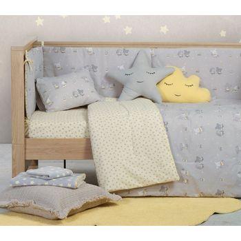 Κουβερλί κούνιας 110*140 Kindergarden Baby Collection – Nef-Nef