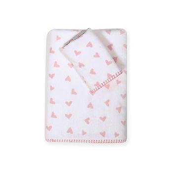 Σετ πετσέτες 2 τμχ Bunny ladies Baby Collection – Nef-Nef