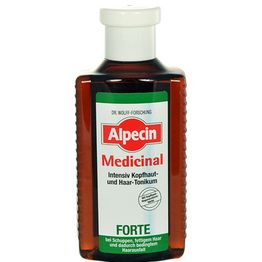 Alpecin Medicinal Forte Intensive Scalp And Hair Tonic Hair Oils And Serum 200ml (Dandruff - Oily Hair - Anti Hair Loss)