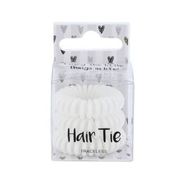 2k Hair Tie 3 τμχ Hair Bands White
