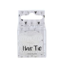 2k Hair Tie 3 τμχ Hair Bands Clear