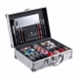 2k All About Beauty Train Case Makeup Palette 60,2gr Combo: Complete Makeup Palette