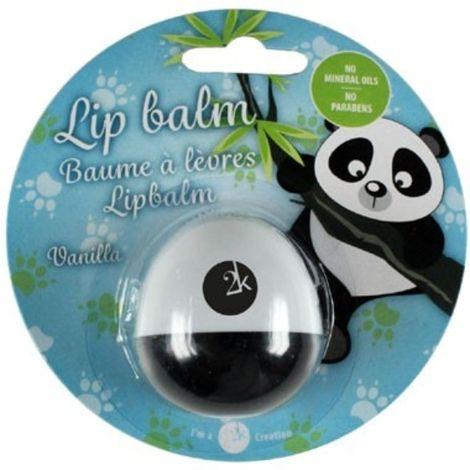 2k Animal Lip Balm Panda 11g Vanilla