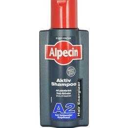 Alpecin Active Shampoo A2 Shampoo 250ml (Oily Hair - Anti Hair Loss)