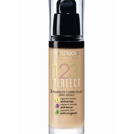 Bourjois Paris 123 Perfect Makeup 30ml 58 Dark Bronze
