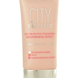 Bourjois Paris City Radiance Spf30 Makeup 30ml 02 Vanilla