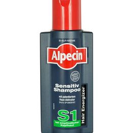 Alpecin Sensitive Shampoo S1 Shampoo 250ml (Sensitive Scalp - Anti Hair Loss)
