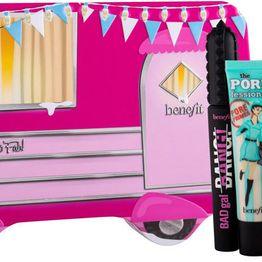 Benefit Bad Gal Mascara Black 8,5gr Combo: Mascara 8,5 G + Eyebrow Gel Gimme Brow 3 G 3 + Makeup Base Pore Primer 22 Ml + Bronzer Hoola 4 G Hoola + Jar