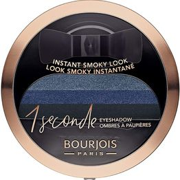 Bourjois Paris 1 Second Eye Shadow 04 Insaisissa-Bleu 3gr