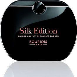 Bourjois Paris Silk Edition Compact Powder Powder 55 Golden Honey 9gr