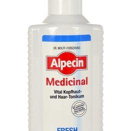 Alpecin Medicinal Fresh Scalp And Hair Tonic Hair Oils And Serum 200ml (Oily Hair)