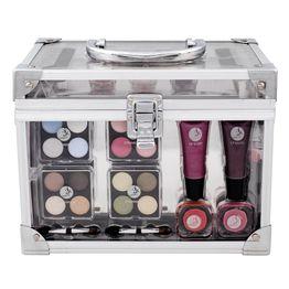 Makeup Trading Transparent Makeup Palette 76,6gr Combo Complet Make Up Palette