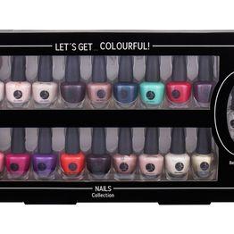 2k Let/s Get Colourful! Nail Polish 3,5ml Combo: Nail Polish 19x 3,5 Ml