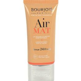 Bourjois Paris Air Mat Spf10 Makeup 30ml 07 Hale Fonce