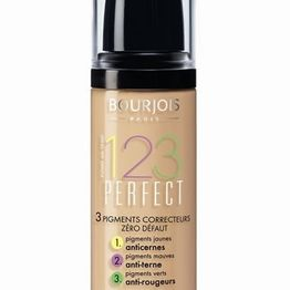 Bourjois Paris 123 Perfect Makeup 30ml 53 Beige Clair