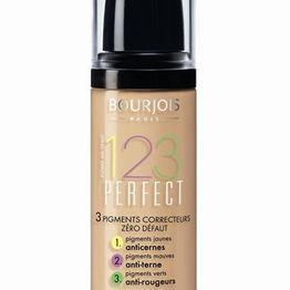Bourjois Paris 123 Perfect Makeup 30ml 53 Beige Clair