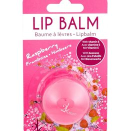 2k Beauty Lip Balm 5gr Raspberry (For All Ages)