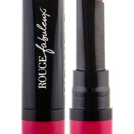 Bourjois Paris Rouge Fabuleux Lipstick 2,3gr 14 Clair De Plum (Glossy)