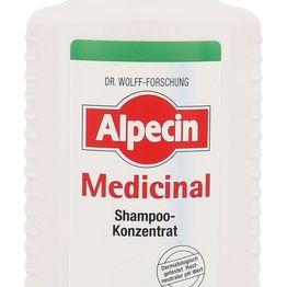 Alpecin Medicinal Shampoo 200ml (Fine Hair - Anti Hair Loss)