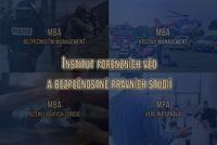 Studium MBA na IFBS pro dobrovolné hasiče s 15% slevou
