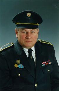Zemřel Zasloužilý hasič Josef Hromádka