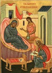 Nutrimento per anima – Natività di San Giovanni Batista