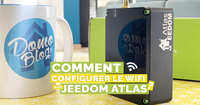 Jeedom Atlas : Comment activer le Wifi sur la box domotique ?