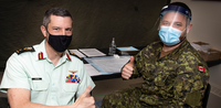 Maj-Gen. Dany Fortin leaves vaccine rollout post pending military investigation