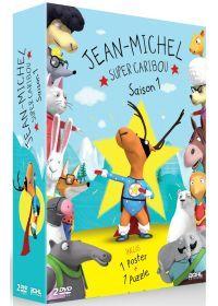 Jean-Michel super caribou - Saison 1 - DVD