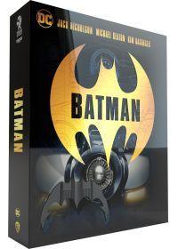 Batman (Édition Titans of Cult - SteelBook 4K Ultra HD + Blu-ray + goodies) - 4K UHD
