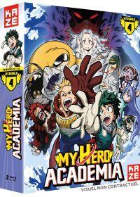 My Hero Academia - Intégrale Saison 4 - Blu-ray