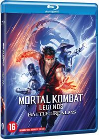 Mortal Kombat Legends : Battle of the Realms - Blu-ray