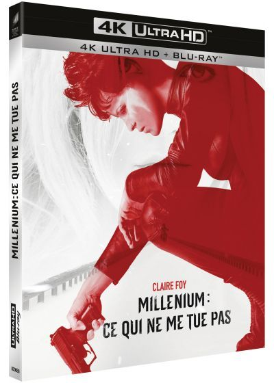 Millénium - Ce qui ne me tue pas (2018) - 2160p4k - HDR - En Atmos & Fr DTS - Remux
