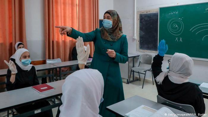 Палестина: відновлення навчання після довгої паузи