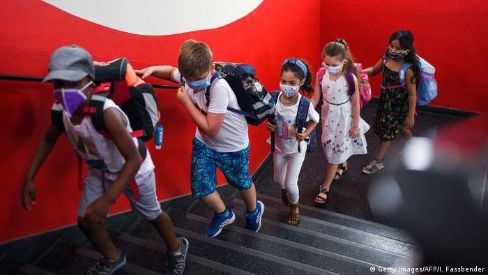 Навчання в Німеччині під час пандемії