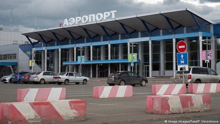 Переліт із Томська до Москви