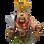Συλλεκτική Φιγούρα Barbarian King