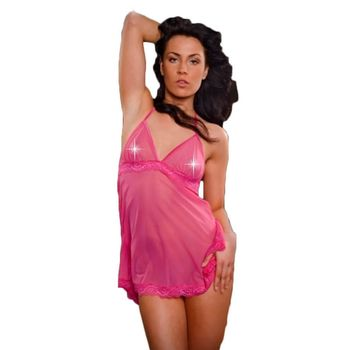 Γυναικείο Babydoll – Hot Chemise with Open Back TL-H0012