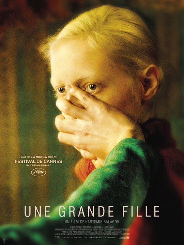 Une grande fille 2019 VOSTFR 1080p BLURAY REMUX AVC DTS 5 1