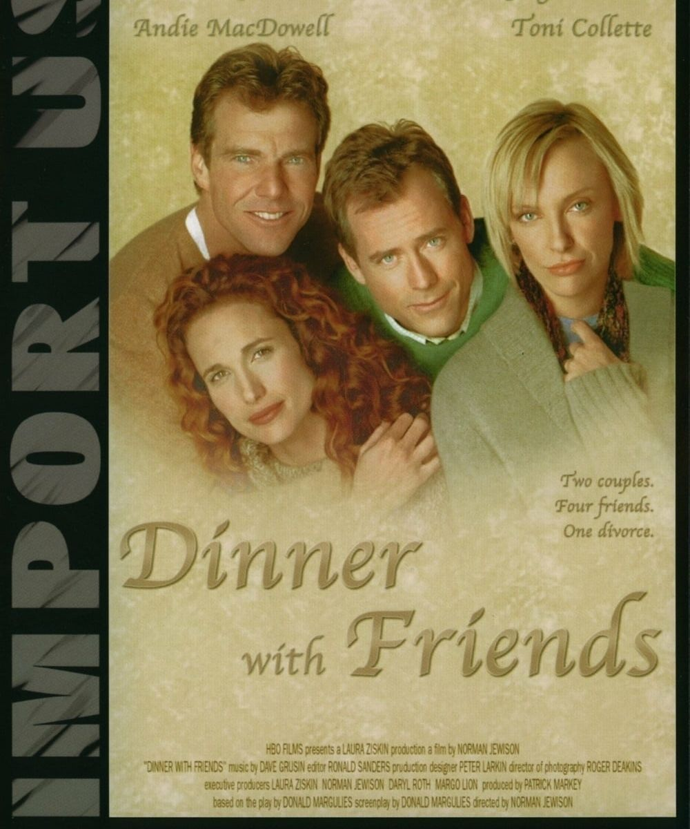 Dinner With Friends 2001 Multi DVDRIP AC3 X264