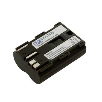 Camera Battery for BP-511 Li-Ion Canon Cameras