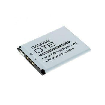 Μπαταρία Συμβατή OEM Sony Ericsson ΒST-33 900mAh για K800i bulk