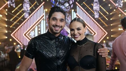 Alan Bersten Admits Going to a Rage Room With Hannah Brown for 'DWTS' Was 'Scary' (Exclusive)