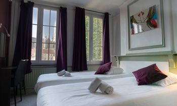 Gent - Hotel - Flandria Hotel
