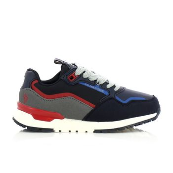US POLO – Sneakers LUKE001 ΠΑΙΔΙΚΟ ΥΠΟΔΗΜΑ Νο27-34