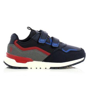 US POLO – Sneakers LUKE002 ΠΑΙΔΙΚΟ ΥΠΟΔΗΜΑ Νο27-34
