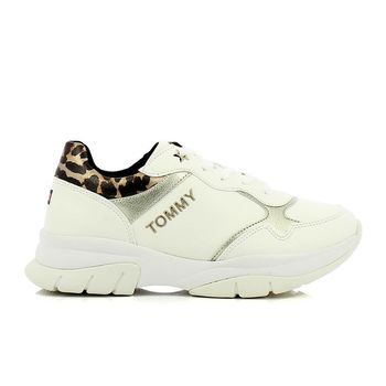 TOMMY HILFIGER – Sneakers LOW CUT LACE-UP SNEAKER ΠΑΙΔΙΚΟ ΥΠΟΔΗΜΑ Νο35-40