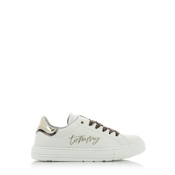 TOMMY HILFIGER – Sneakers LOW CUT LACE-UP SNEAKER ΠΑΙΔΙΚΟ ΥΠΟΔΗΜΑ Νο28-34