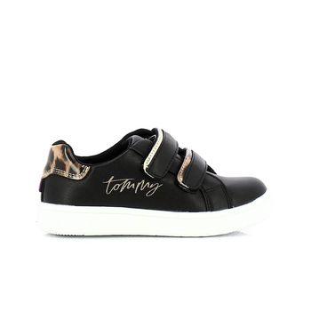 TOMMY HILFIGER – Sneakers LOW CUT VELCRO SNEAKER ΠΑΙΔΙΚΟ ΥΠΟΔΗΜΑ Νο24-27